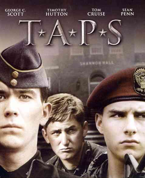 TAPS BY SCOTT,GEORGE C. (Blu-Ray)